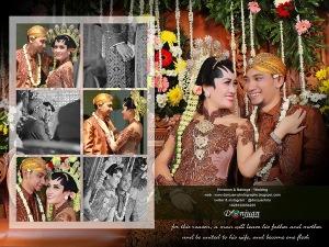 Foto Wedding Himawan & Natasha