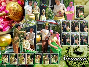 Sari & Anugrah Wedding 2