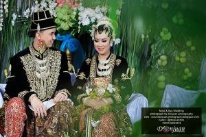 Foto Pernikahan Miko & Ayu
