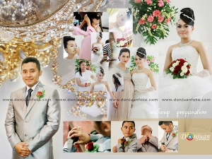 Sari & Anugrah Wedding 1